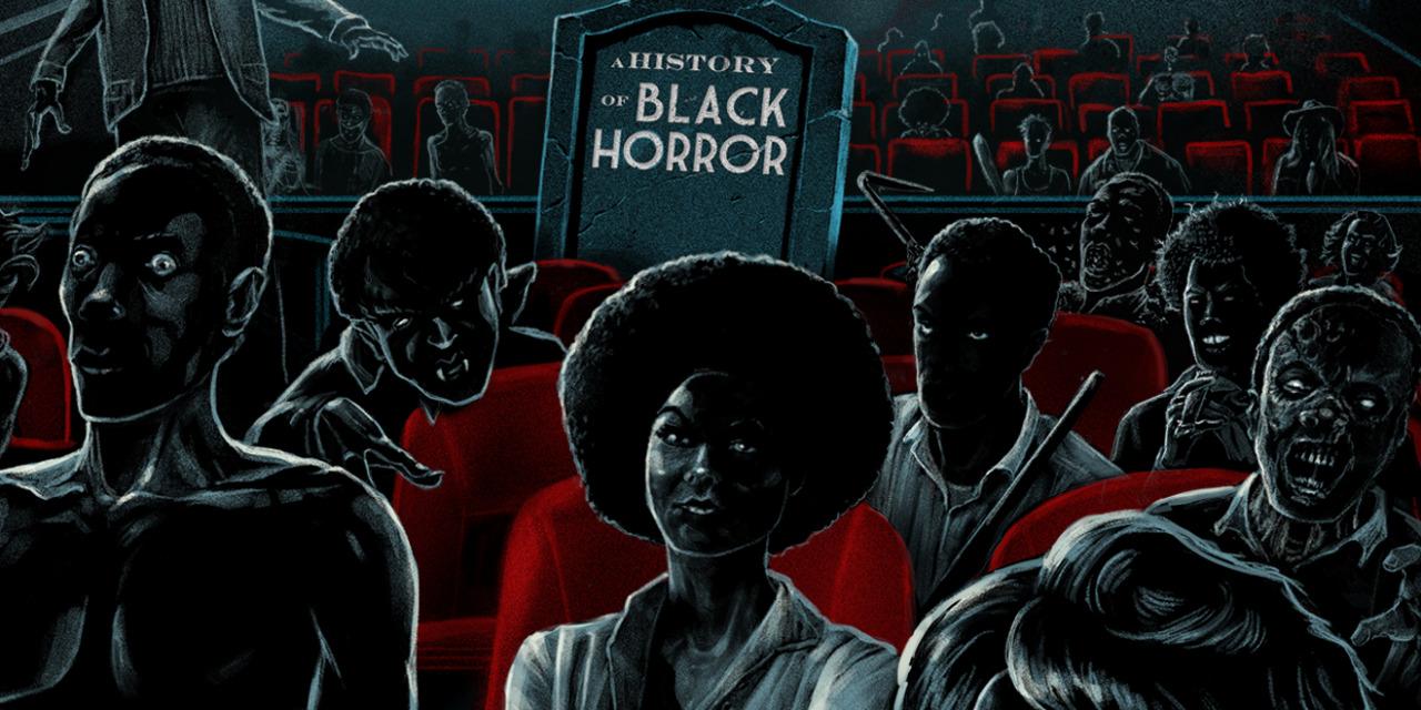 Shudder Announces New Documentary HORROR NOIRE: A HISTORY OF BLACK HORROR