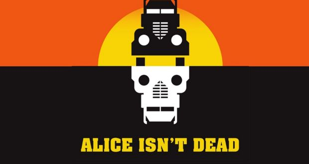 Book Review: ALICE ISN'T DEAD