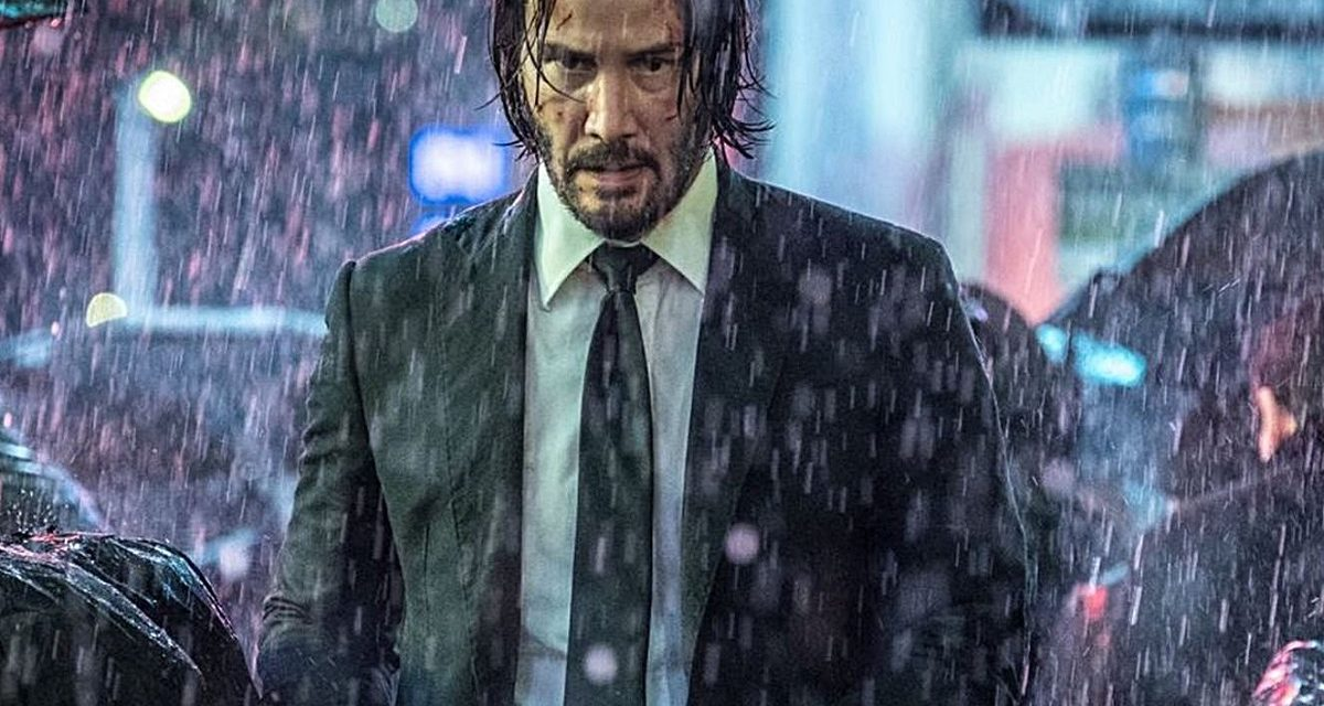 Time Is Up for Keanu Reeves in First JOHN WICK: CHAPTER 3 – PARABELLUM Trailer