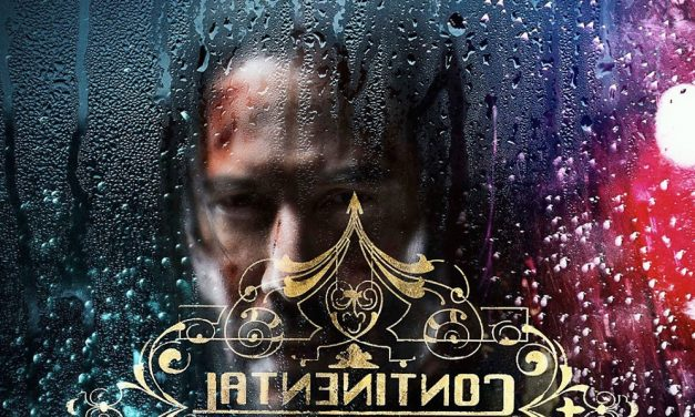 JOHN WICK 3: PARABELLUM Poster Returns Wick to The Continental