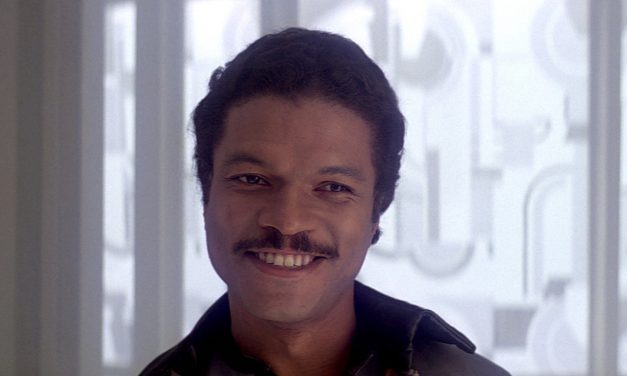 A Brief History of Lando Calrissian from STAR WARS