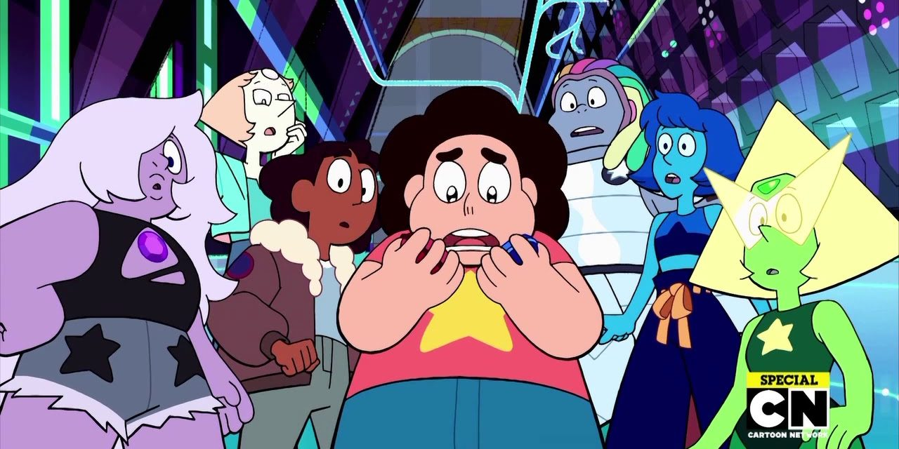 Easter Eggs, Parallels and Fusions of The STEVEN UNIVERSE Special: Change Your Mind