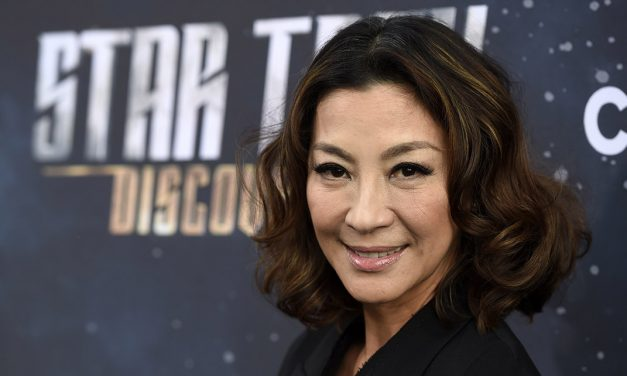 Michelle Yeoh to Headline STAR TREK Spin-Off Series