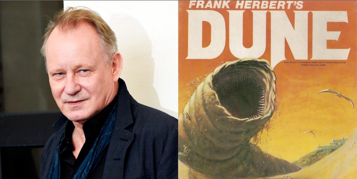 Stellan Skarsgard Signs on as DUNE's Baron Harkonnen