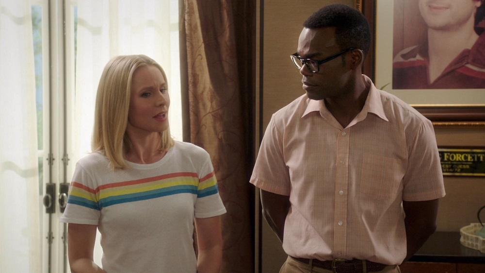 THE GOOD PLACE Season Finale Recap: (S03E12) Pandemonium