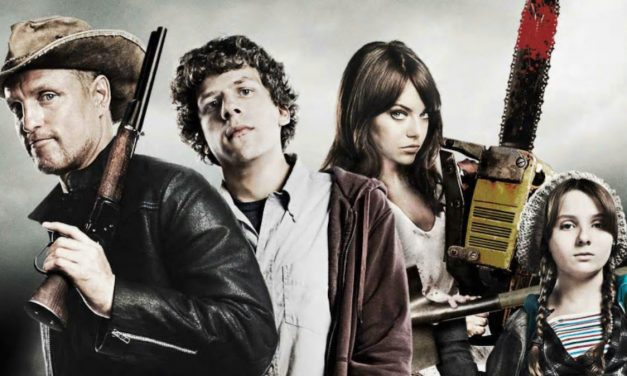 ZOMBIELAND 2 Confirms Title with #10YearChallenge Poster