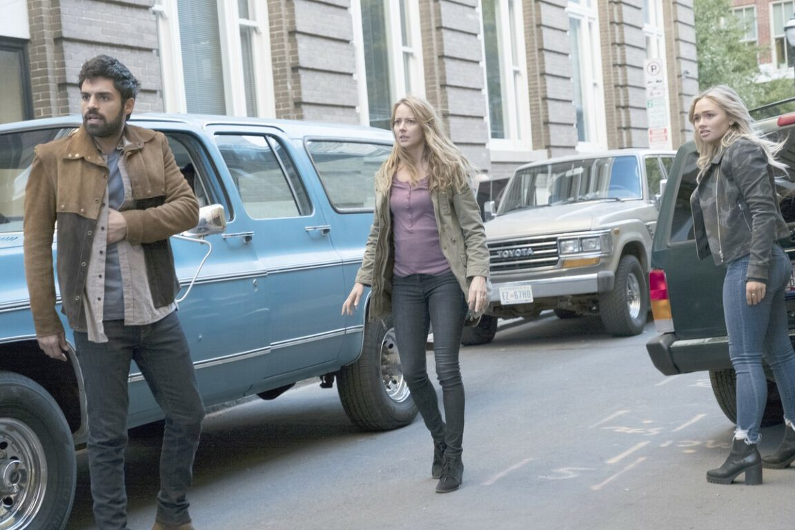 The Mutant Underground assist the Morlocks escape on The Gifted
