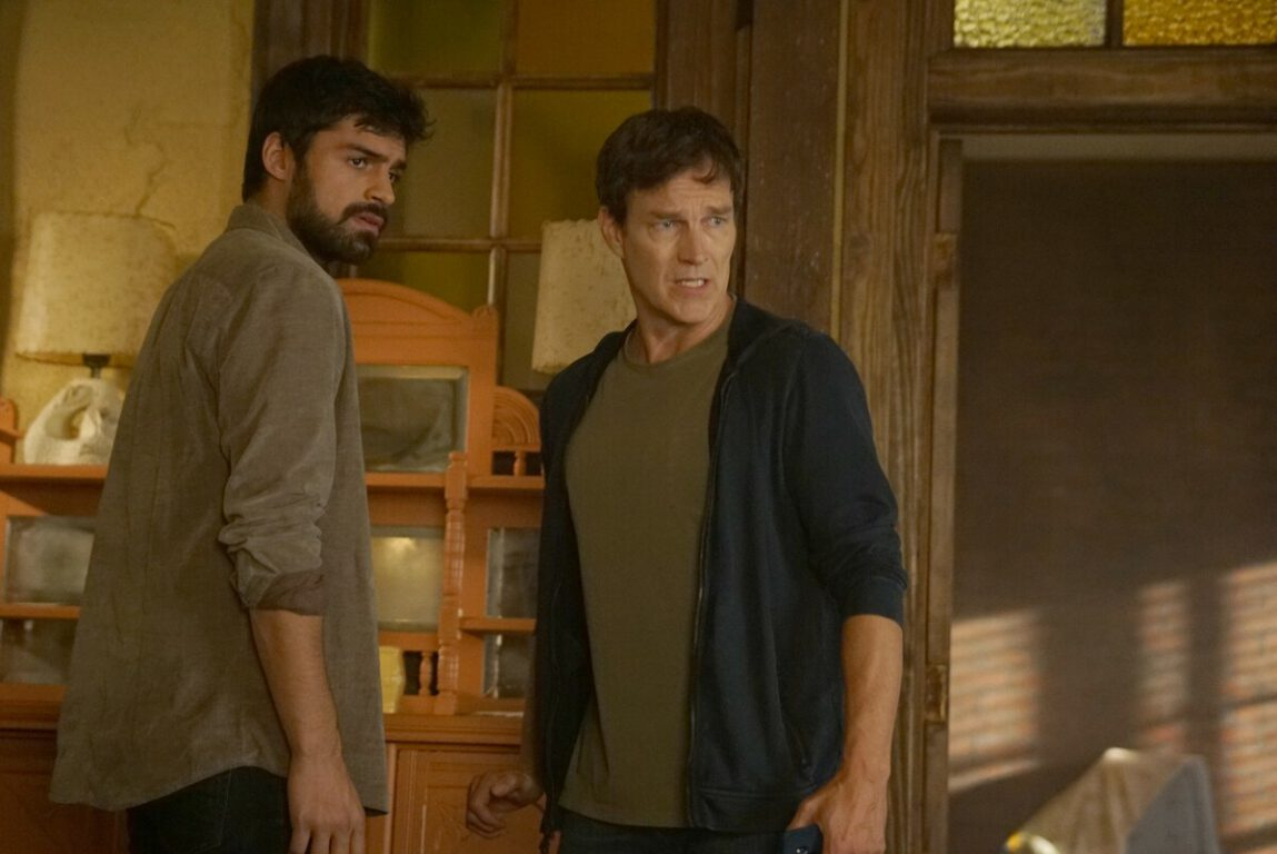 Marcos and Reed regroup on The Gifted, Monsters