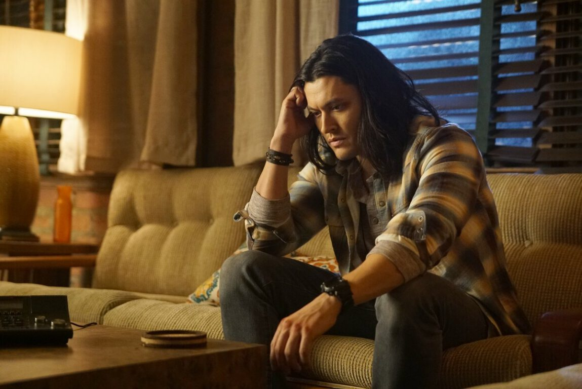 John mourns Clarice on The Gifted, Monsters