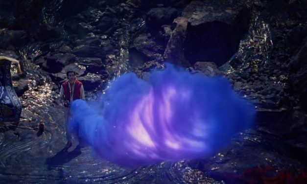 Genie Rises in New ALADDIN Teaser