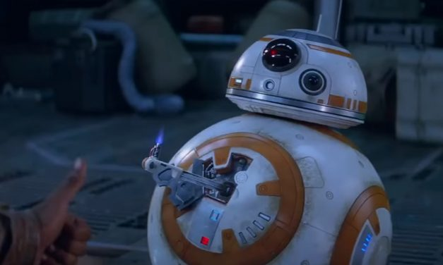 BB-8 Has Wrapped Production on STAR WARS: EPISODE IX