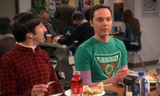 THE BIG BANG THEORY Recap: (S12E15) The Donation Oscillation