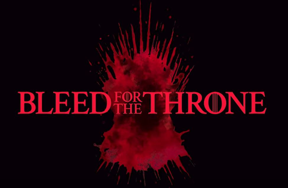HBO, Red Cross Ask You to Get Immersive and BLEED FOR THE THRONE