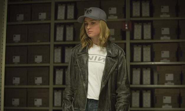 CAPTAIN MARVEL Looks Good in Grunge in New TV Spot