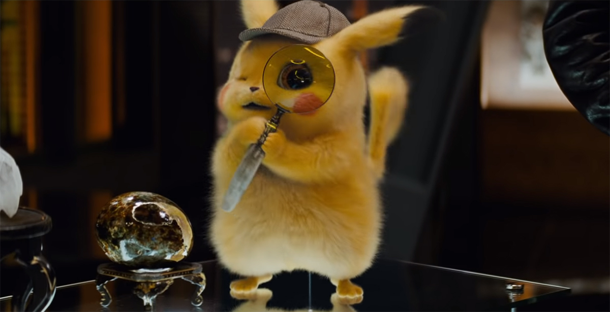They Need a Hero in the New POKÉMON: DETECTIVE PIKACHU Trailer