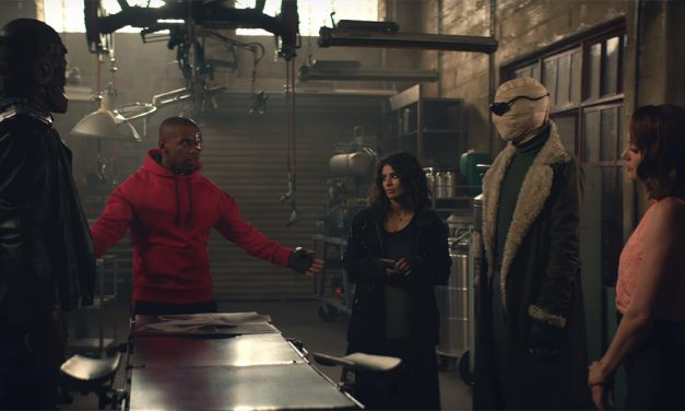 Meet the New Dysfunctional Superhero Family in DOOM PATROL Teaser