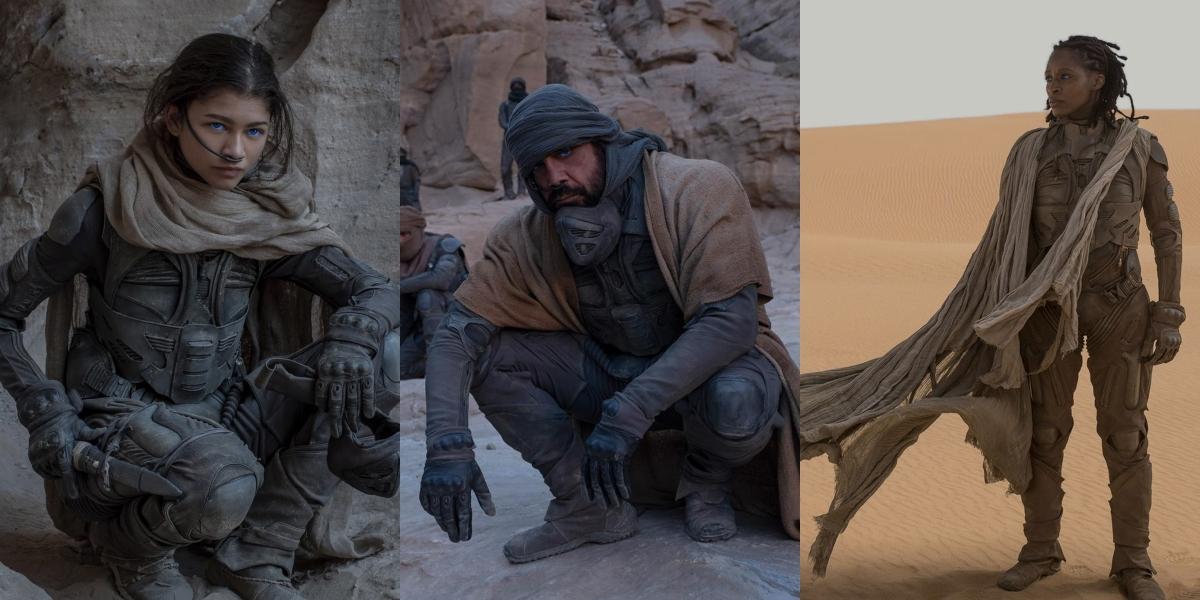 The Fremen of Dune