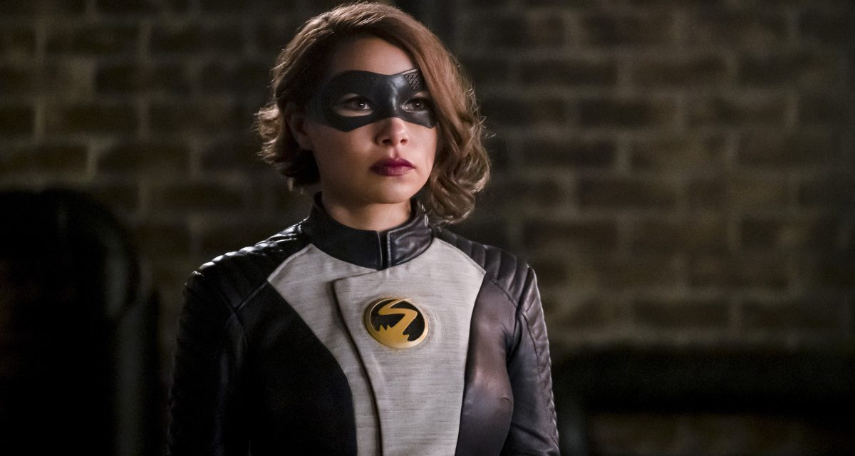THE FLASH Recap: (S05E14) Cause and XS