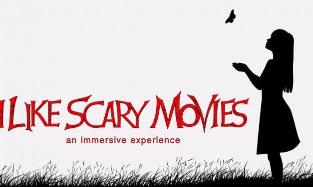 Immerse Yourself in Creepiness at the I LIKE SCARY MOVIES Art Installation