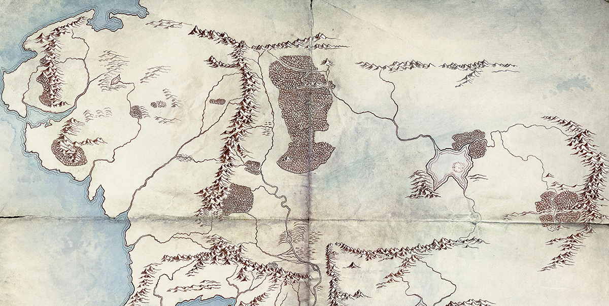 Amazon's THE LORD OF THE RINGS Unveils Interactive Map