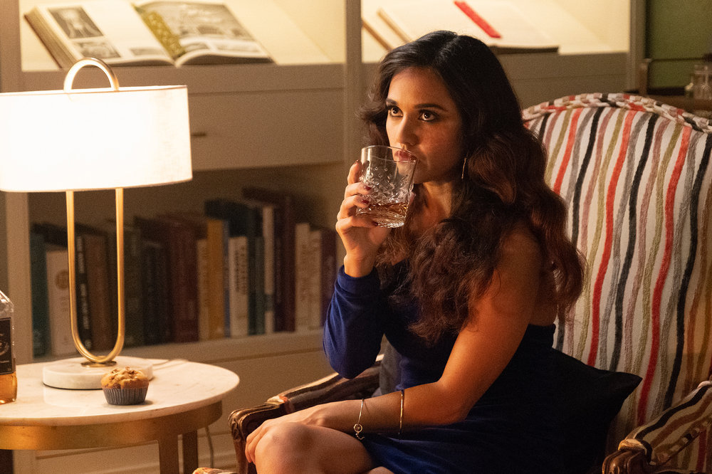 Still of Summer Bishil as Margo Hanson in The Magicians