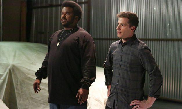 BROOKLYN NINE-NINE Recap: (S06E05) A Tale of Two Bandits