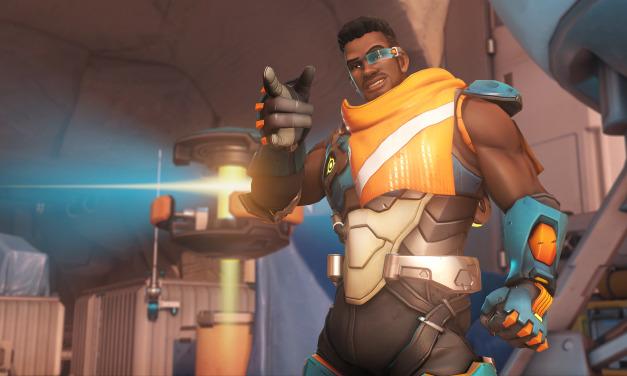 Meet Baptiste – OVERWATCH's Newest Support Hero!