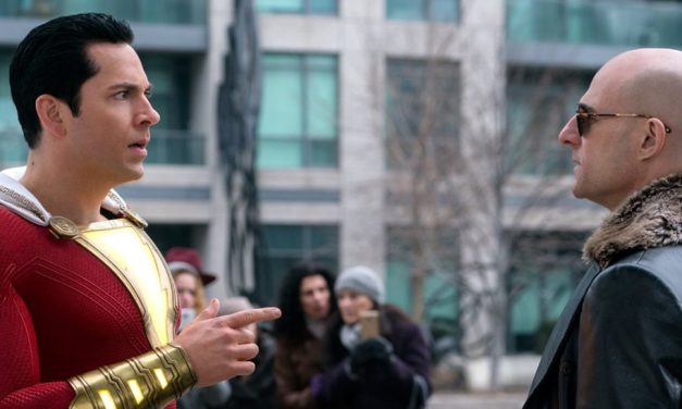 SHAZAM! Shares His Big Secret in New TV Spot