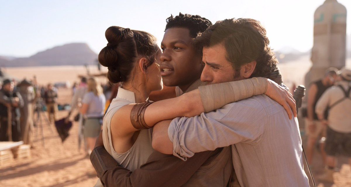 STAR WARS: EPISODE IX Has Officially Wrapped