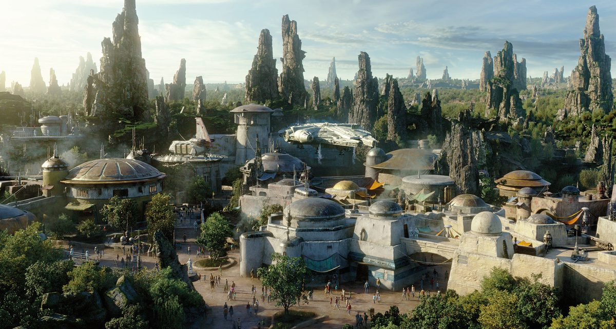 Here's Everything You Need to Know About STAR WARS: GALAXY'S EDGE