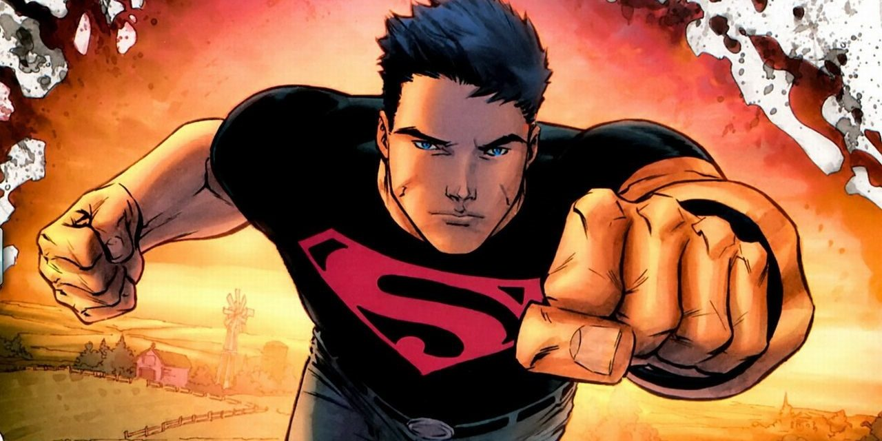 TITANS Casts Superboy for Second Season
