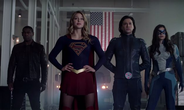 SUPERGIRL Enlists Her 'Super Friends' in New Promo