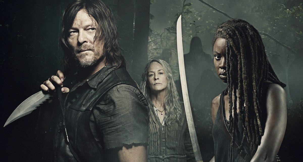 THE WALKING DEAD Character Posters Revealed Ahead of MidSeason Premiere