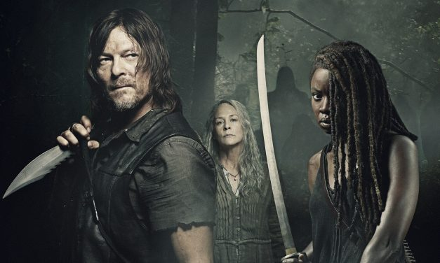 THE WALKING DEAD Character Posters Revealed Ahead of MidSeason Premiere