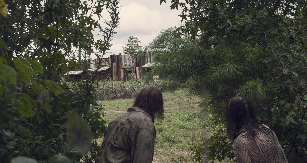 THE WALKING DEAD Recap (S09E10) Omega