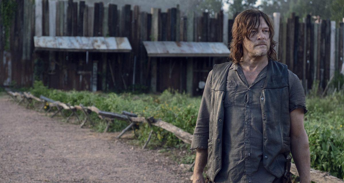 THE WALKING DEAD Season 10 Finale Delayed Due to COVID-19