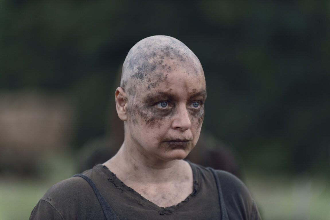 Meet Alpha, leader of the Whisperers on The Walking Dead