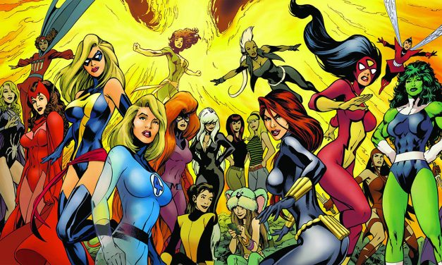 Marvel's Superheroine TV Series Cancelled