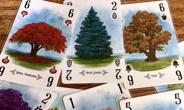 ARBORETUM: There Is Unrest in the Forest