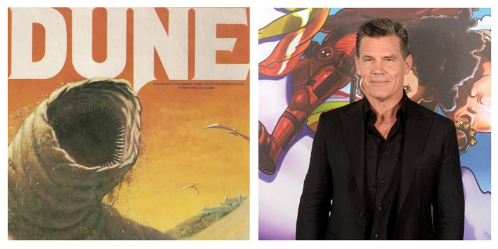 DUNE Reboot Adds Josh Brolin to Stellar Cast