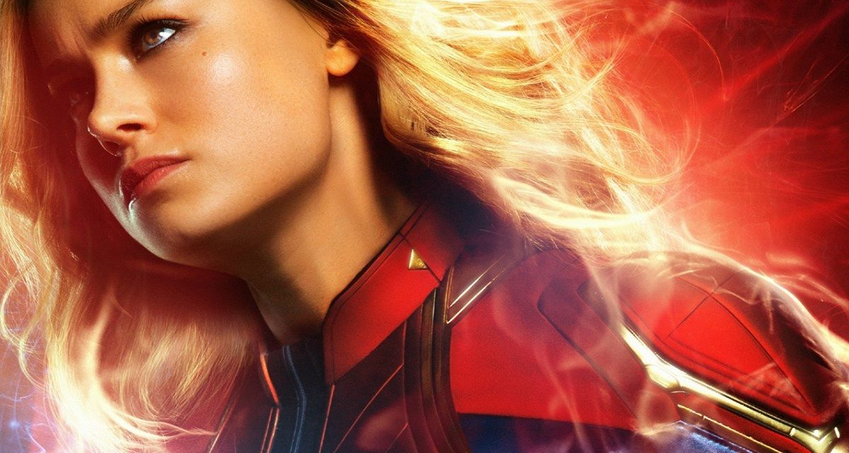 The Suit Represents 'Strong Will' in New CAPTAIN MARVEL Featurette