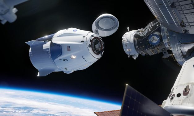 SpaceX Crew Dragon Test Flight to International Space Station Scheduled for March 2