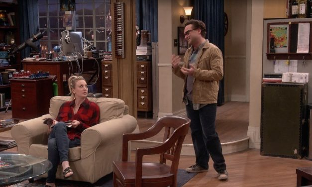 THE BIG BANG THEORY Recap: (S12E16) The D & D Vortex