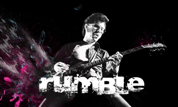 INDIGENERD WIRE: RUMBLE Documentary Looks at Indigenous Influence on Rock Music