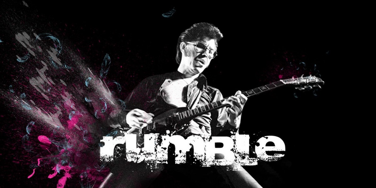 GGA Indigenerd Wire: RUMBLE Documentary Looks at Indigenous Influence on Rock Music