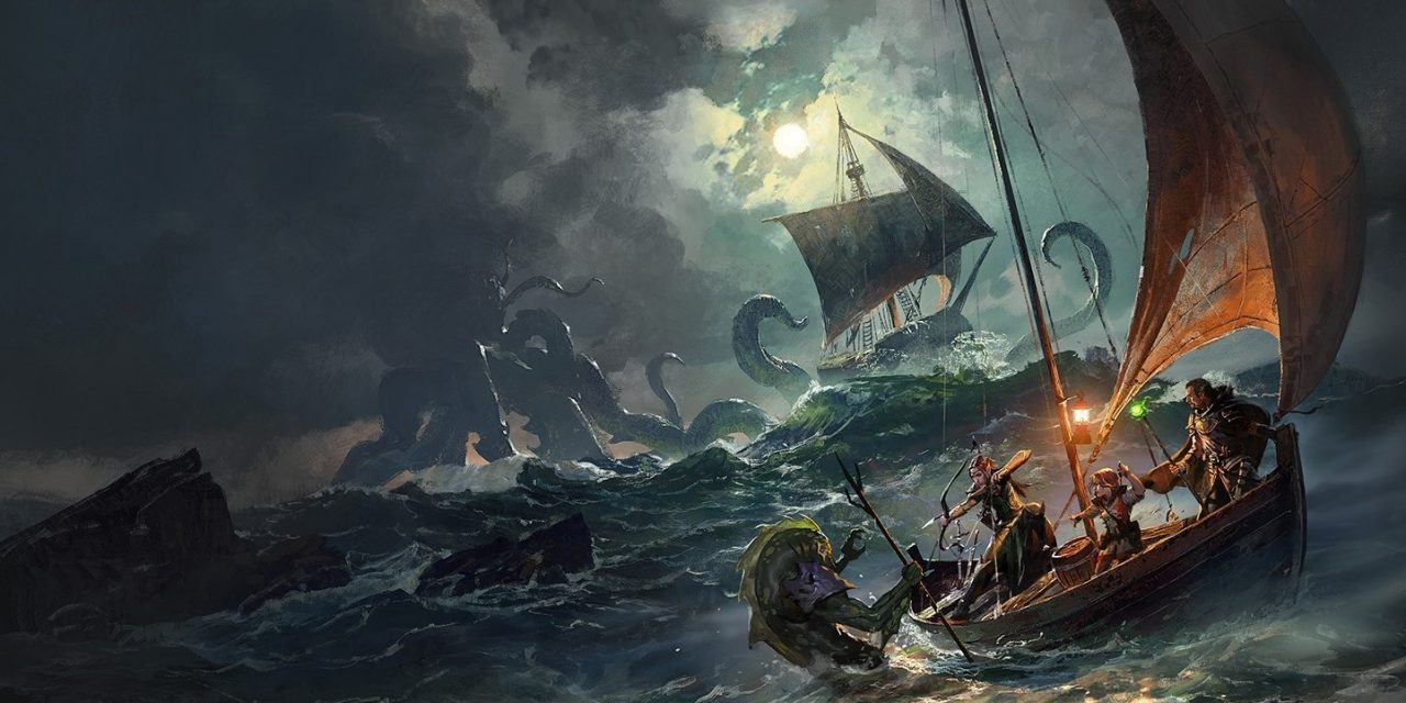 GGA Game Review: Dungeons and Dragons Takes Seafaring to a Whole New Level in GHOSTS OF SALTMARSH