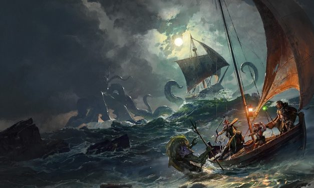 The Latest Dungeons and Dragons Adventure GHOSTS OF SALTMARSH Has Adventurers Heading Out to Sea