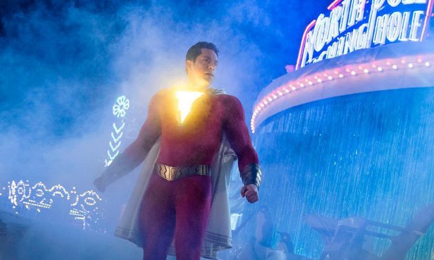 SHAZAM! Gets Destructive in New Still Image