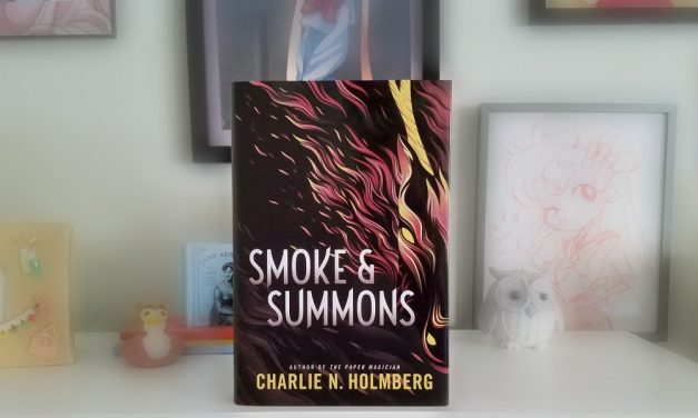 Book Review – SMOKE & SUMMONS