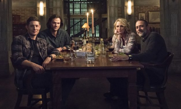Supernatural Prequel THE WINCHESTERS in Development at The CW
